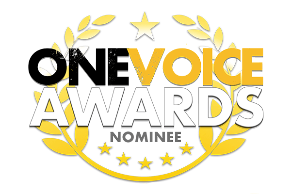 2018 one voice awards eight nominations pete edmunds british voiceover 600px