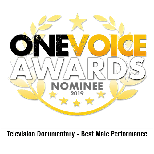 2019 one voice awards best male performance television documentary pete edmunds 500x500
