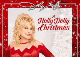 a holly dolly christmas album tv commercial voiceover pete edmunds