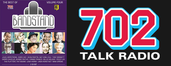702 Talk Radio Best of Bandstand Volume 4 Radio Commercial Promo British Voiceover