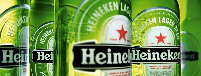Heineken commerce week 2018 Green Bottles Voiceover