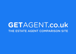 GetAgent.co.uk Logo Blue UK Television TV Commercial Voiceover