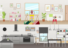 IKEA Click Collect Animation Promo Explainer Video Voiceover