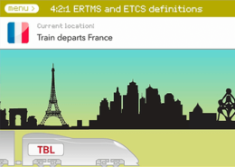 invensys rail siemens elearning narration voiceover train paris