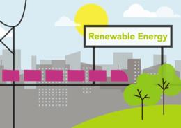 mainstream renewable power explainer animation voiceover