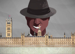 uk dirty money laundering worlds laundromat houses parliament gangster